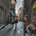 """La via del centro  """"Volterra"""""""