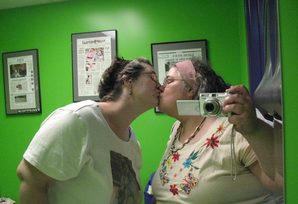 Bathroom Kiss 379 Since We First Kissed In A Bathroom
