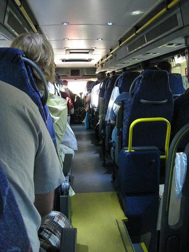 Megabus Interior | Flickr - Photo Sharing!