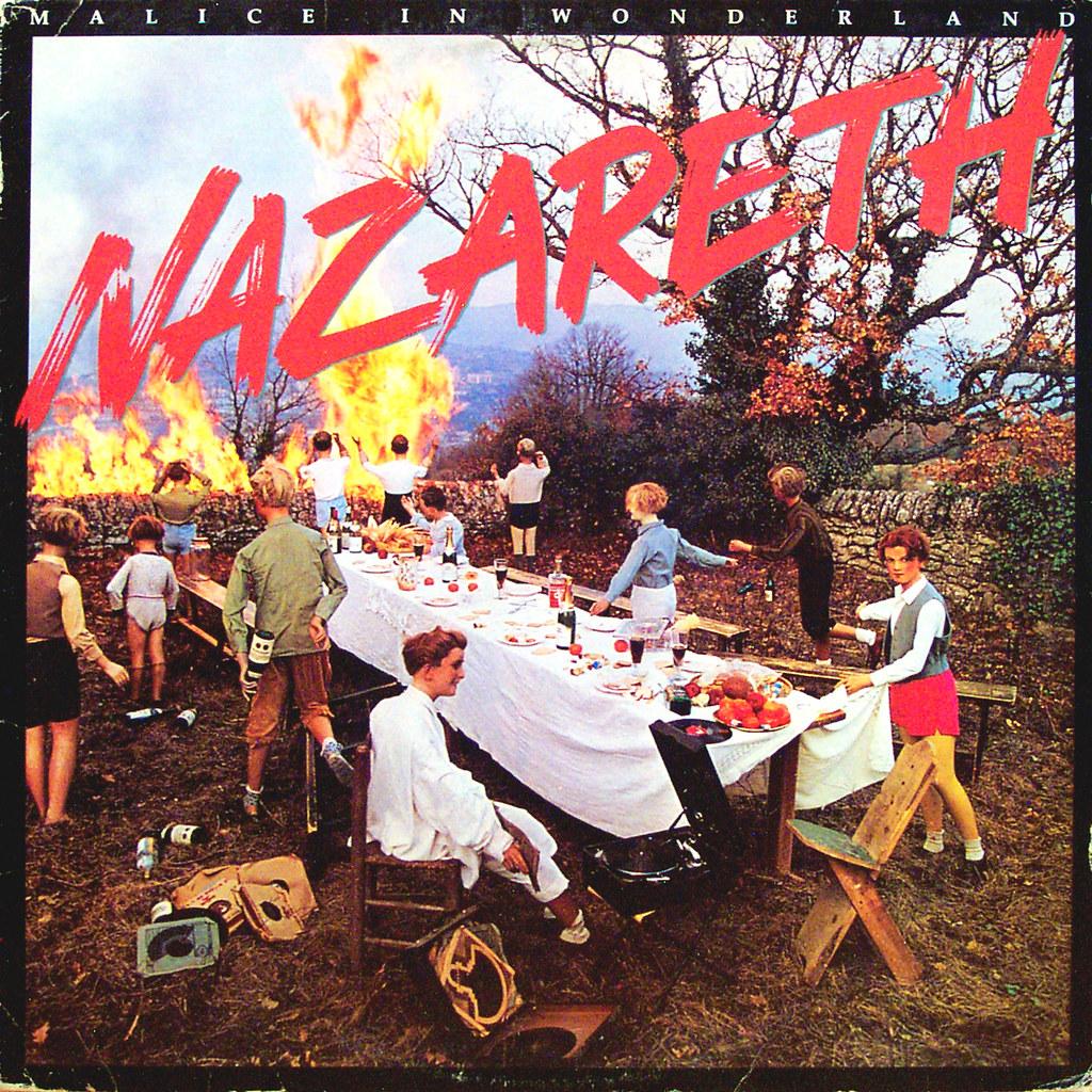 Malice In Wonderland Malice In Wonderland Nazareth A Amp M