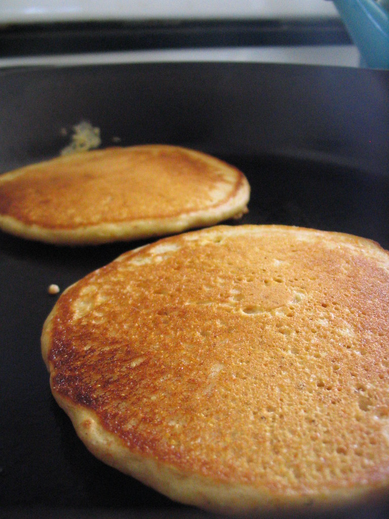 Corn Griddle Cakes Gluten Free