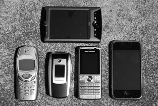 Mobile Device Evolution | by AdamSelwood