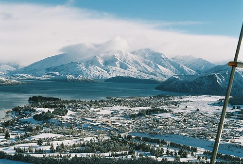 Lake Wanaka in Winter | by Classic Flights