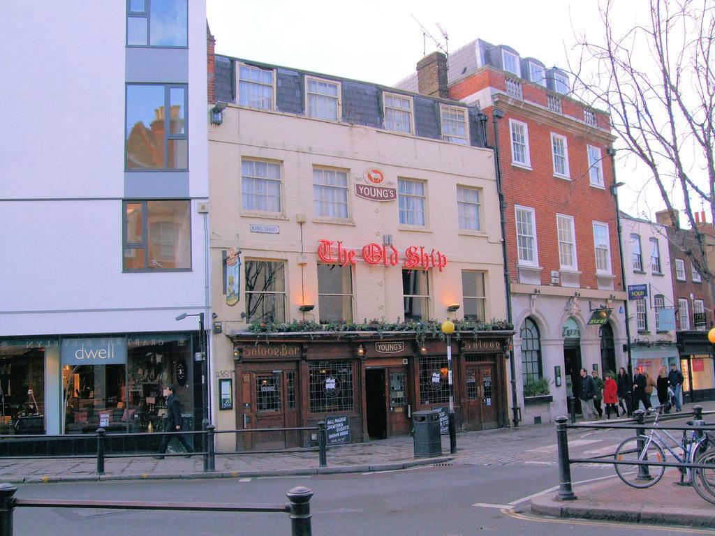 The Old Ship Pub, Rich...