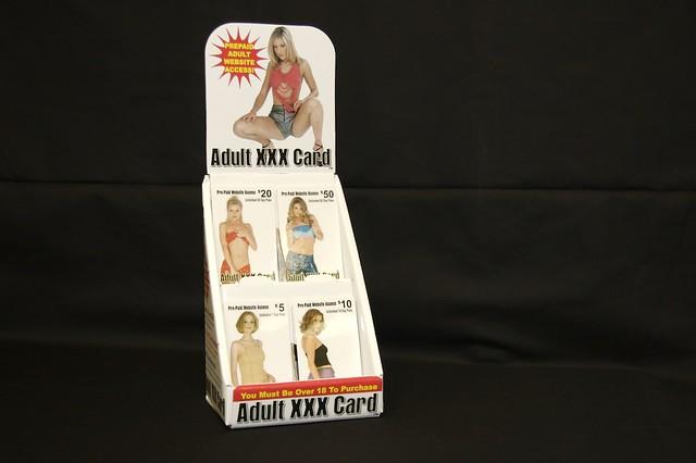 Prepaid Adult Cards 115