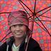 Hmong woman Vu