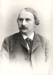 Portrait of Adolph Frank (1834-1916), Chemist