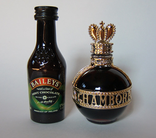 Bailey S 174 Mint Chocolate Irish Cream Liqueur Amp Chambord Li