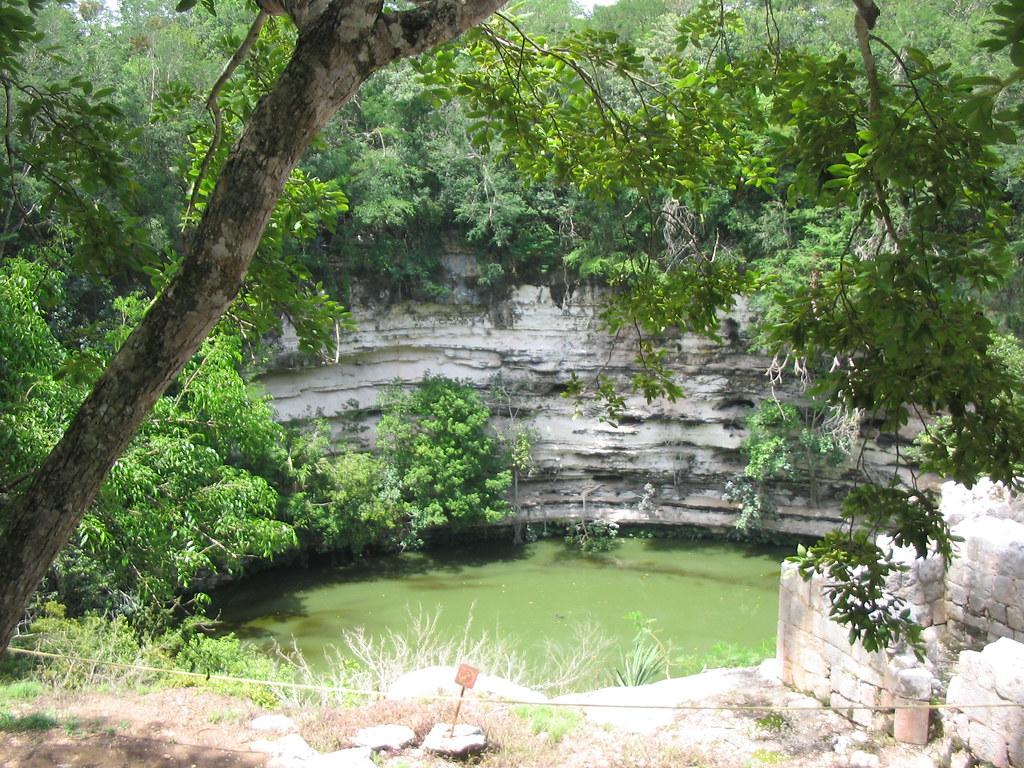 Riviera Maya Cenote Sagrado De Chichn Itz Cenote