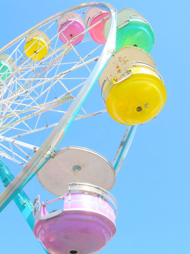 Ferris wheel | by ScribeGirl