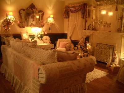 Romantic Living Room Mo 39 S Cottage Flickr