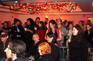 Scholastic holiday party, NYC, 12/18/07 - 2 of 2 | by goodrob13