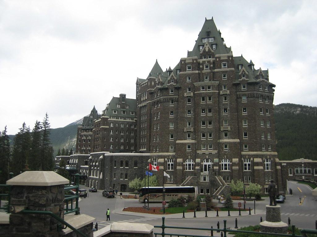 The Fairmont Banff Springs Hotel Room