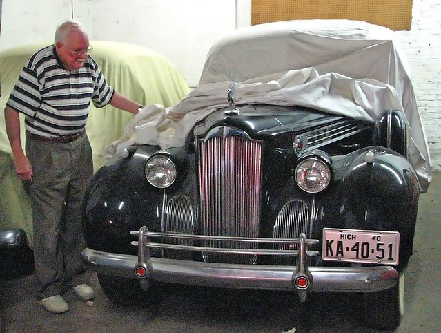 Most Expensive Car In The World >> First Air-conditioned Packard: 1940 | During the 4th of July… | Flickr