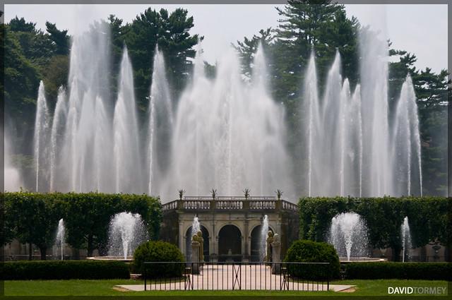 Longwood Gardens Longwood Gardens Fountain Show Dave Tormey Flickr