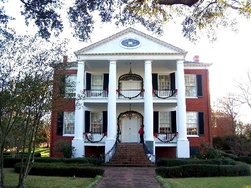 Rosalie Mansion, Natchez Mississippi | by J. Stephen Conn