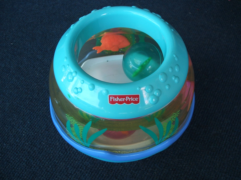 Fisher price fish bowl in perfect working condition for Fish bowl price