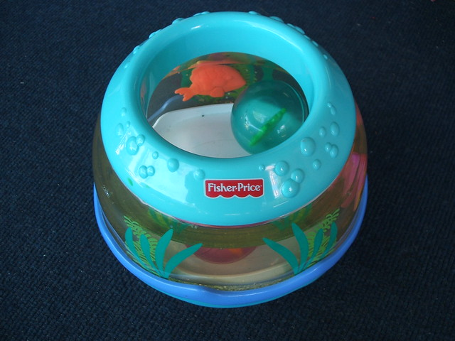 Fisher price fish bowl flickr photo sharing for Fisher price fish bowl