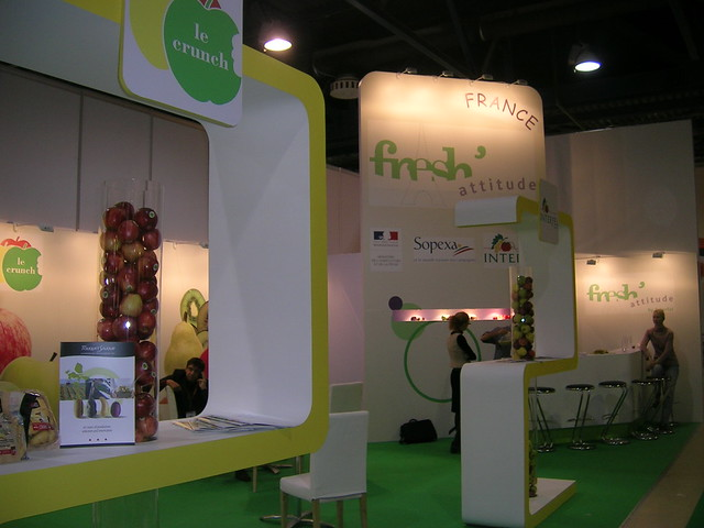 Le Crunch a World Food Moscow 2008 | Explore www.myfruit.it ...