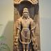 God Vishnu with personified attributes