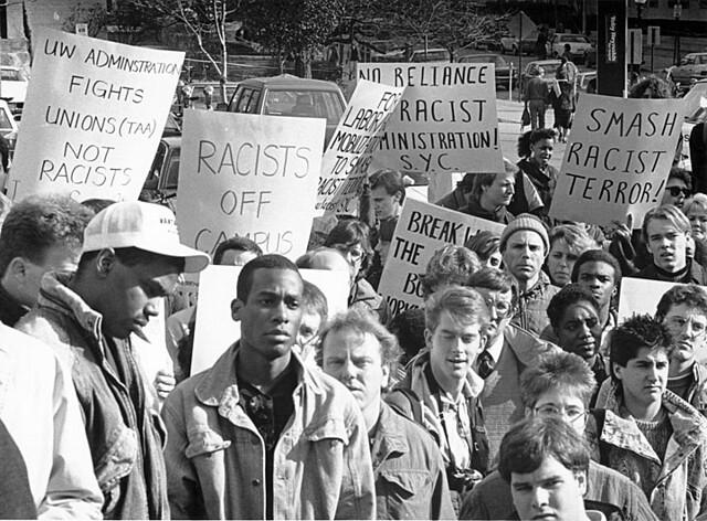 discrimination and black racism