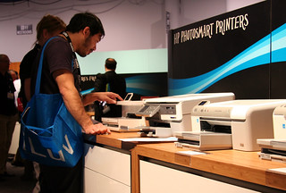 HP Photosmart Printers | by International CES