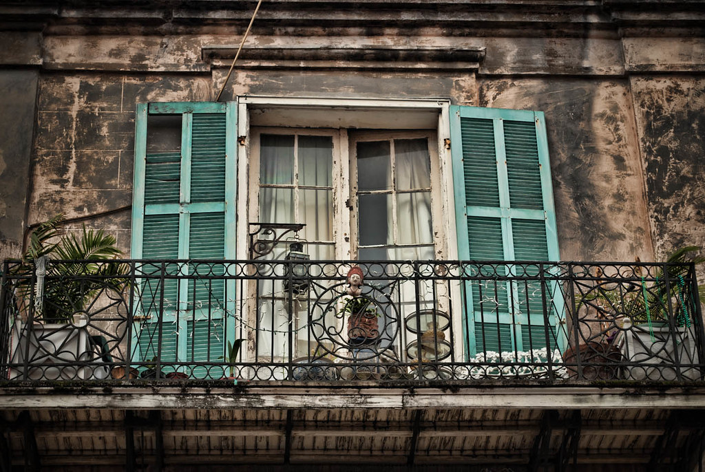 New Orleans Balcony | ...