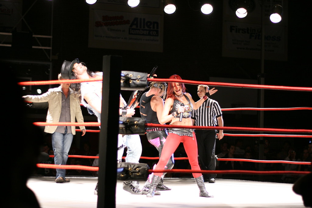 009 - Christy Hemme And The Rock N' Rave Infection 2 | Flickr ...