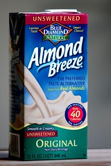 20080604 - Almond milk | by smallnotebook