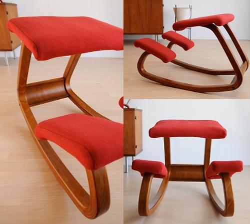 Balans kneeling chair - Variable Quot Knee Chair By Peter Opsvik For Stokke Norway Flickr