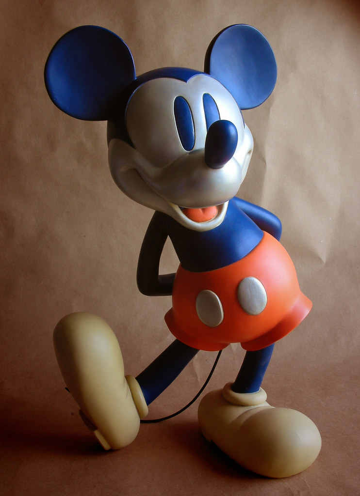 Classic Mickey Mouse Big Fig Special Quot Experimental Color