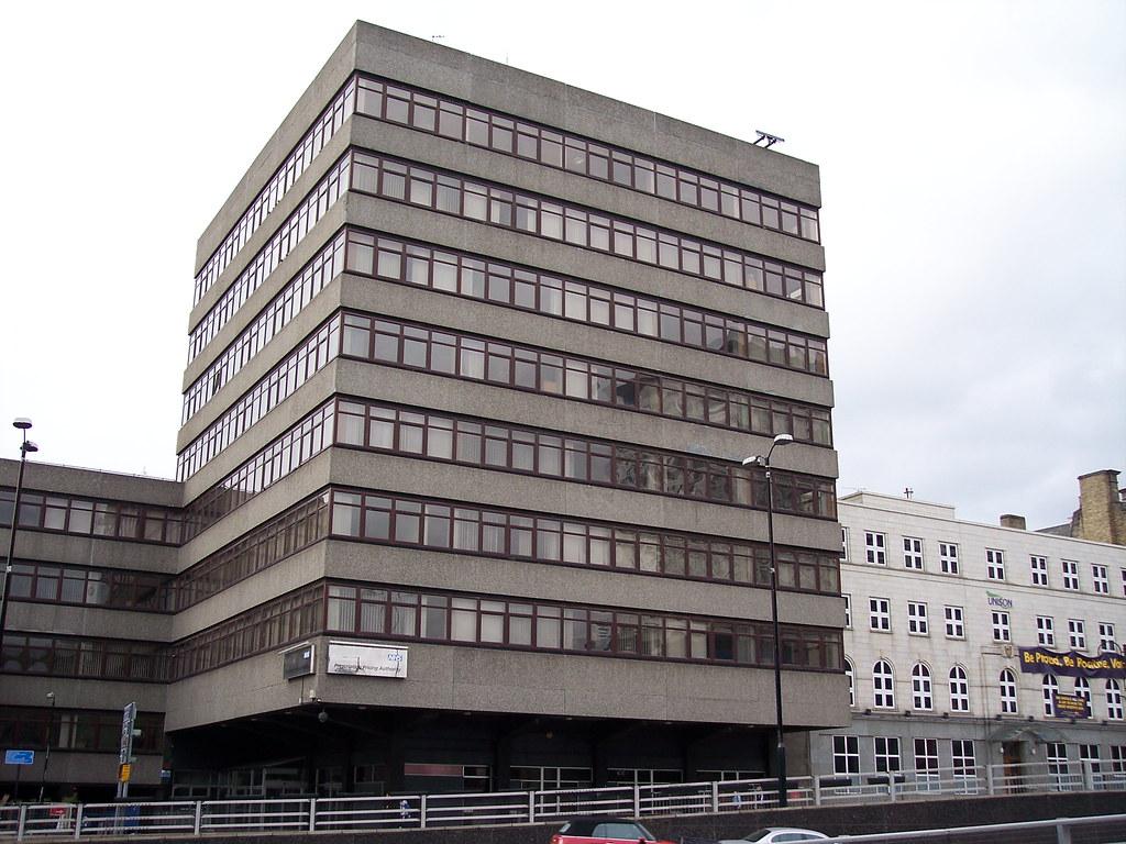 Bridge House Pilgrim Street Office Building In