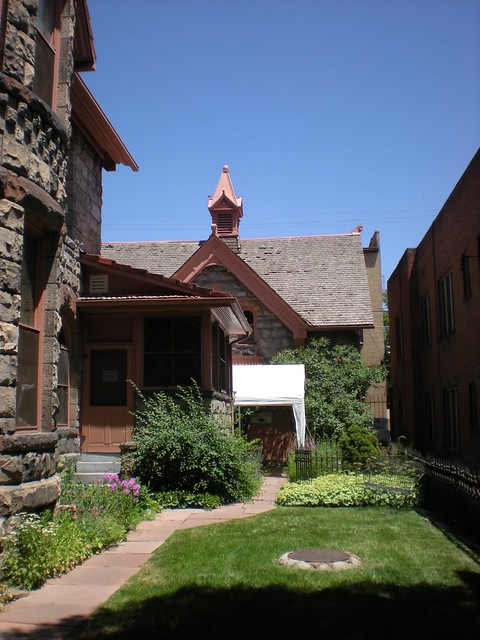 Molly Brown House Carriage House Denver Neshachan