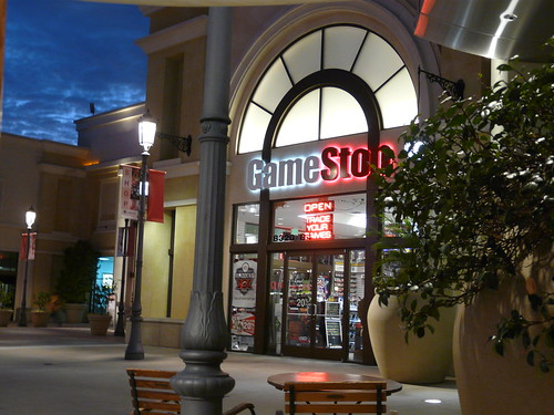 Game Stop Looks Almost Fake | by OrangeShooter