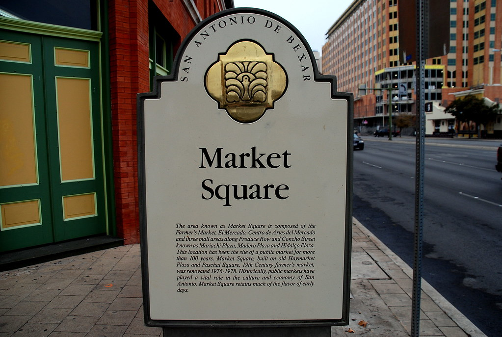 Market Square San Antonio Shih Pei Chang Flickr