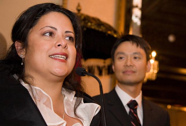 Maya Soetoro Maya Soetoro-ng And Konrad