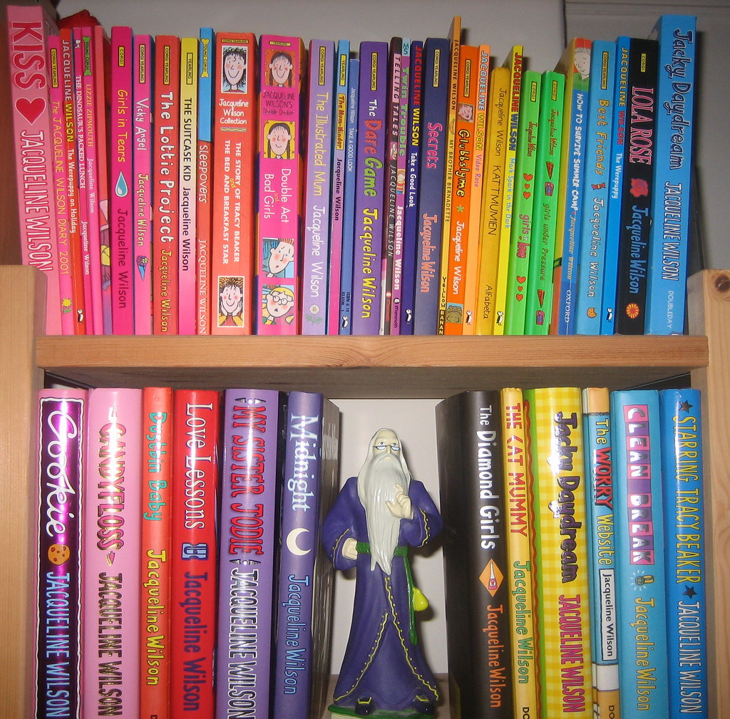 an analysis of the book girls in love by jacqueline wilson Girls in love by wilson, jacqueline and a great selection of similar used, new and collectible books available now at abebookscom  girls in love by jacqueline.