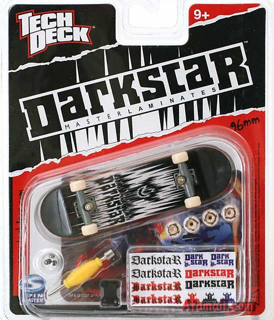 Tech Deck Darkstar Fingerboard | A single pack Tech Deck Dar