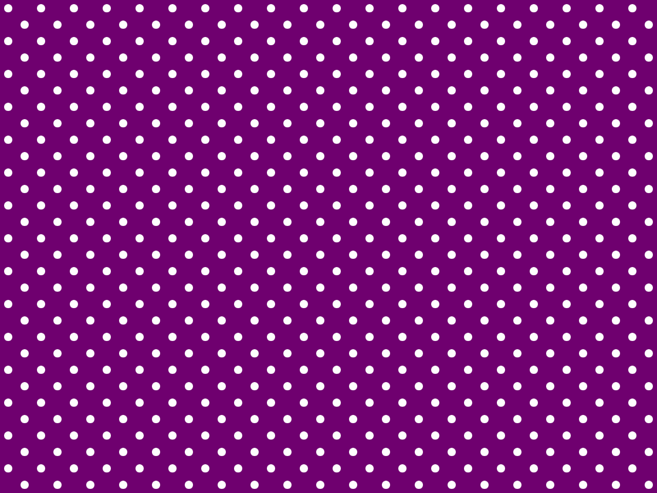 all sizes polkadotted background for twitter or other
