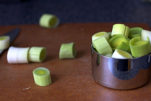 leek coins | by smitten kitchen