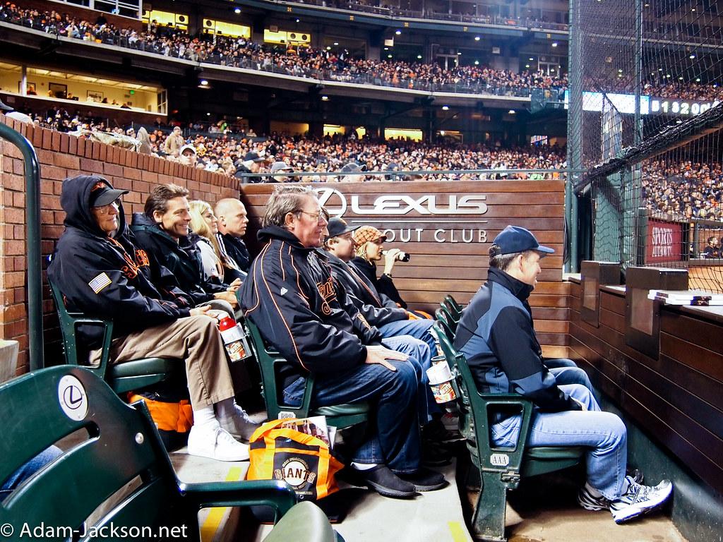 lexus dugout club atampt park adamchandler86 flickr