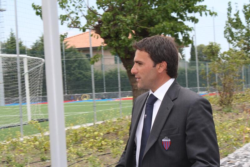 Alessandro Failla, Responsabile Settore Giovanile rossazzurro