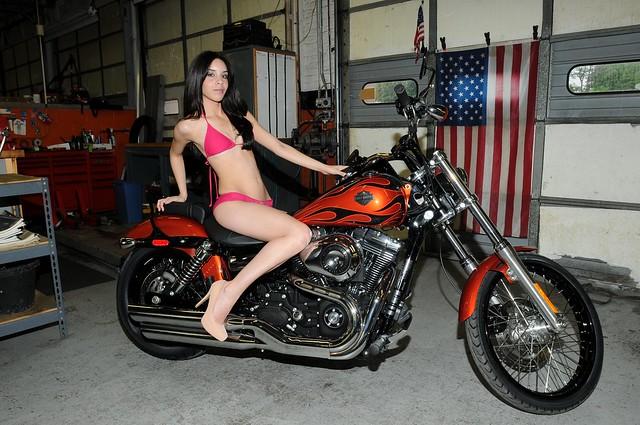 Harley Davidson Calendar  Models