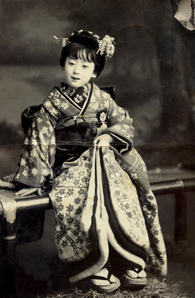 Osaka Minarai 1913 After A Lot Of Consideration I Think