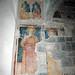 Armeno, Novara, Santa Maria Assunta, frescoes on a pillar