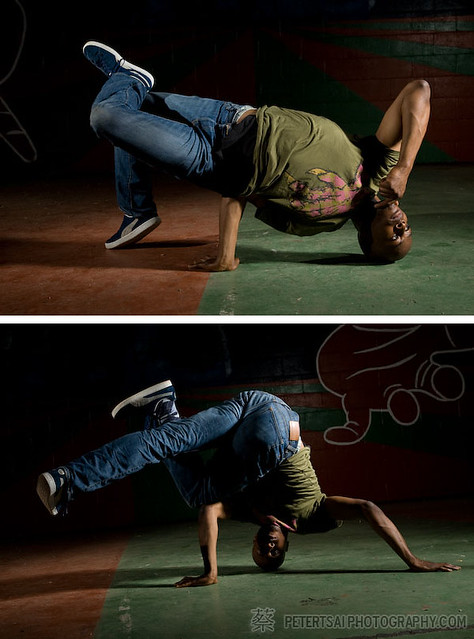 Bboy Ground Freezes Strobist Edition Long Time Friend