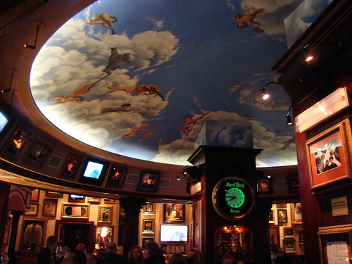 hard rock cafe roma flickr photo sharing. Black Bedroom Furniture Sets. Home Design Ideas