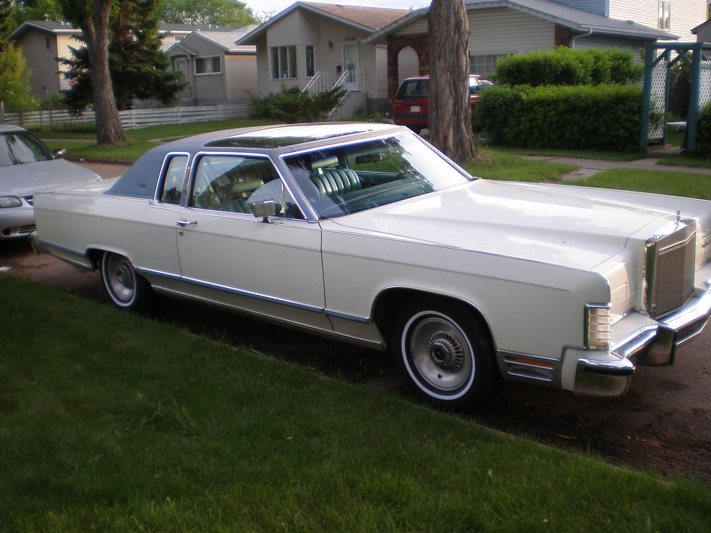 1978 Lincoln Continental Coupe 23 1978 Lincoln