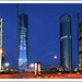 Cuatro Torres Business Area. Hello and see you soon... Spain!