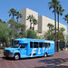 LAX FlyAway Small Bus
